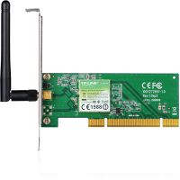Adaptor PCI Wireless N 150Mbps TP-Link TL-WN751ND