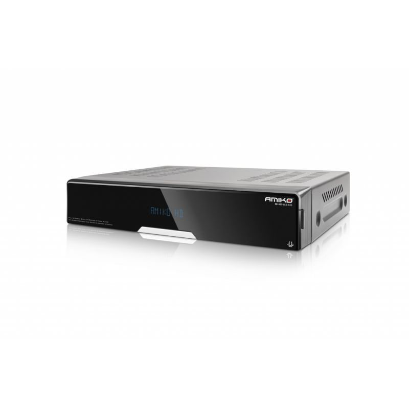 Full HD Digital Satellite Receiver & Media Player - Conax Embedded