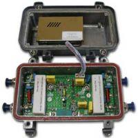nextraCOM LHX-8130B-2X line-distribution amplifier