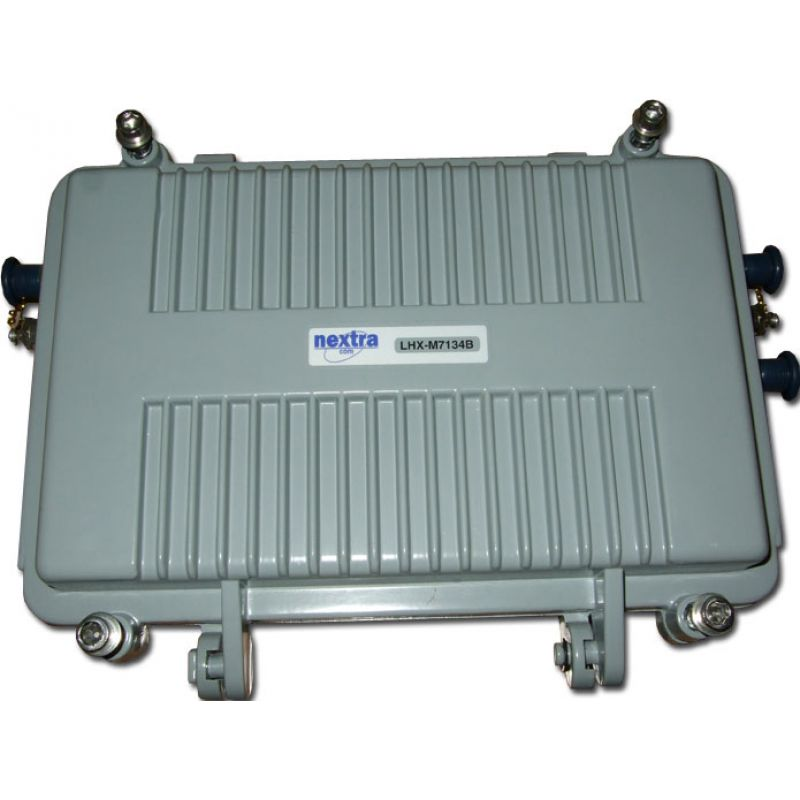 Motorola Cable Amplifier : Catv trunk line distribution amplifier nextracom lhx