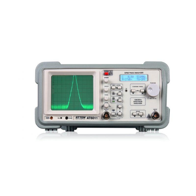 Step Frequency Radar Network Analyzer : Spectrum analyzer atten at ghz