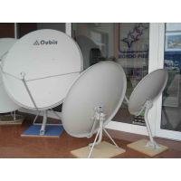 OUBIX Offset satellite antenna