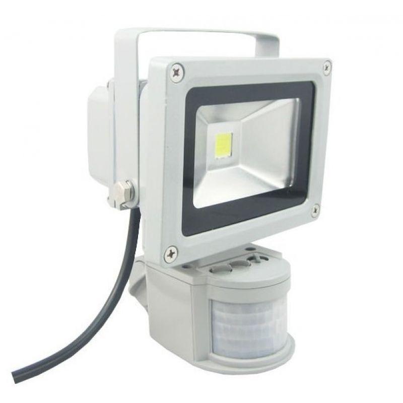 led flood light 10w senzor 3d braun group bz10s fl led flood 10