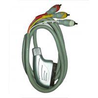 Cablu SCART - 3RCA, 1.5m