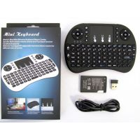 Combo mini -keyboard & Touchpad & accu