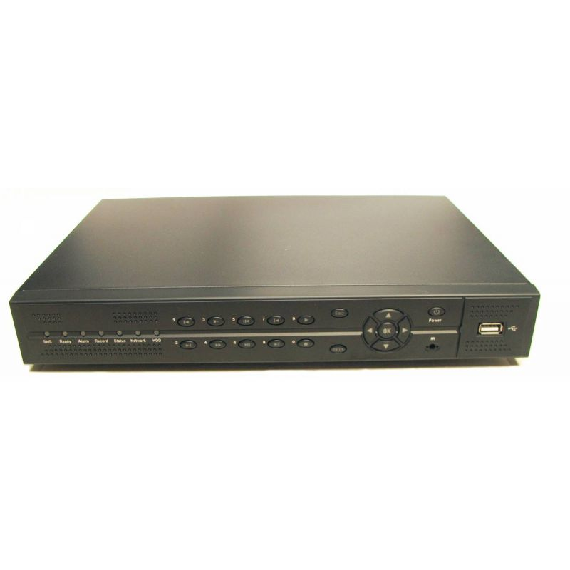 4 Channel H 264 Standalone Dvr Na 5004c S 4 Channel H