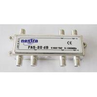 nextraCOM FA 5 Indoor CATV distributor