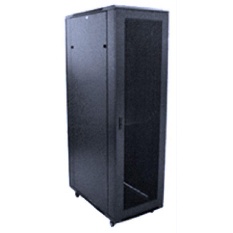 Portable 19 Quot Rack : Quot u network cabinet lms data cab steel