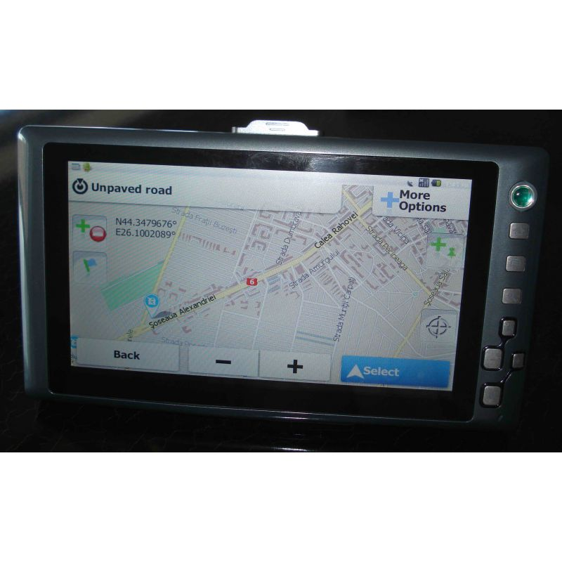 Gps Navigator Android 2 2 Capacitive 7 Quot Tablet Oubix
