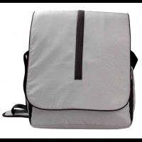 "UrbanLife Bag for MacBook & Netbook 13,1"" gray+(bk)"