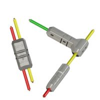 "Jow Connectors ""I"", ""T"" & ""D"" type"