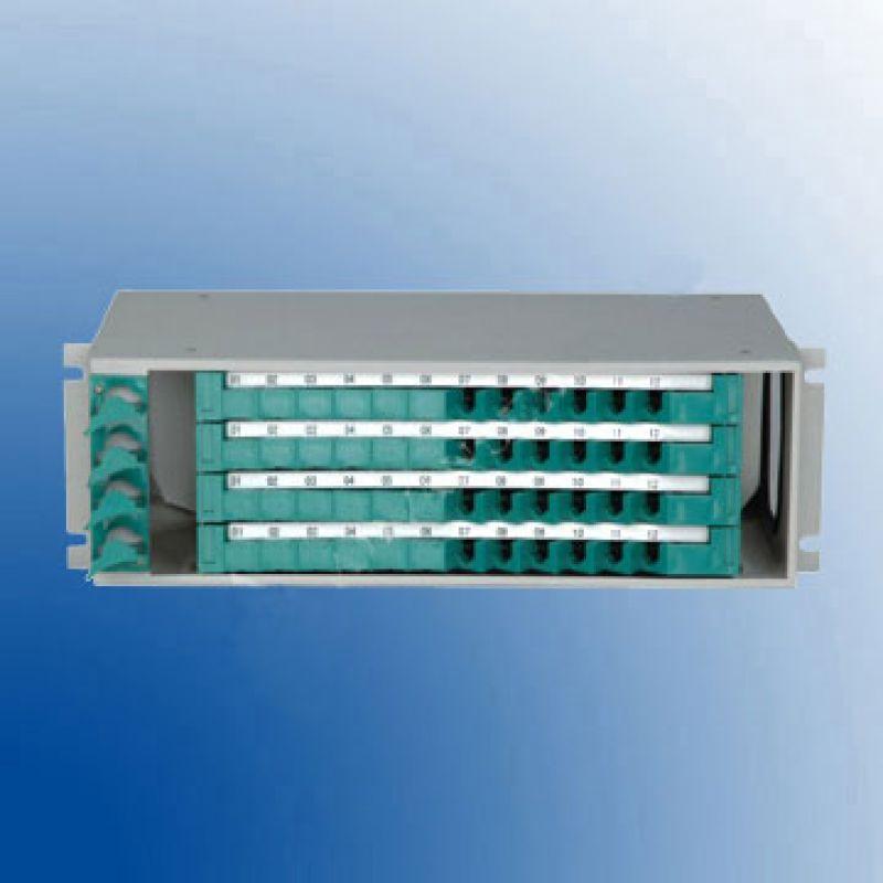 Odf Fiber Optic Patch Panel Braun Group Gb A 48 Sc Pc
