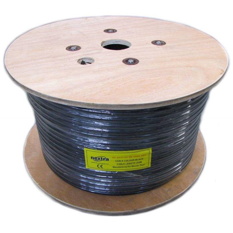 Cablu Coaxial 75ohm Cu Sufa Nextracom Rg 11 Mes Cablu