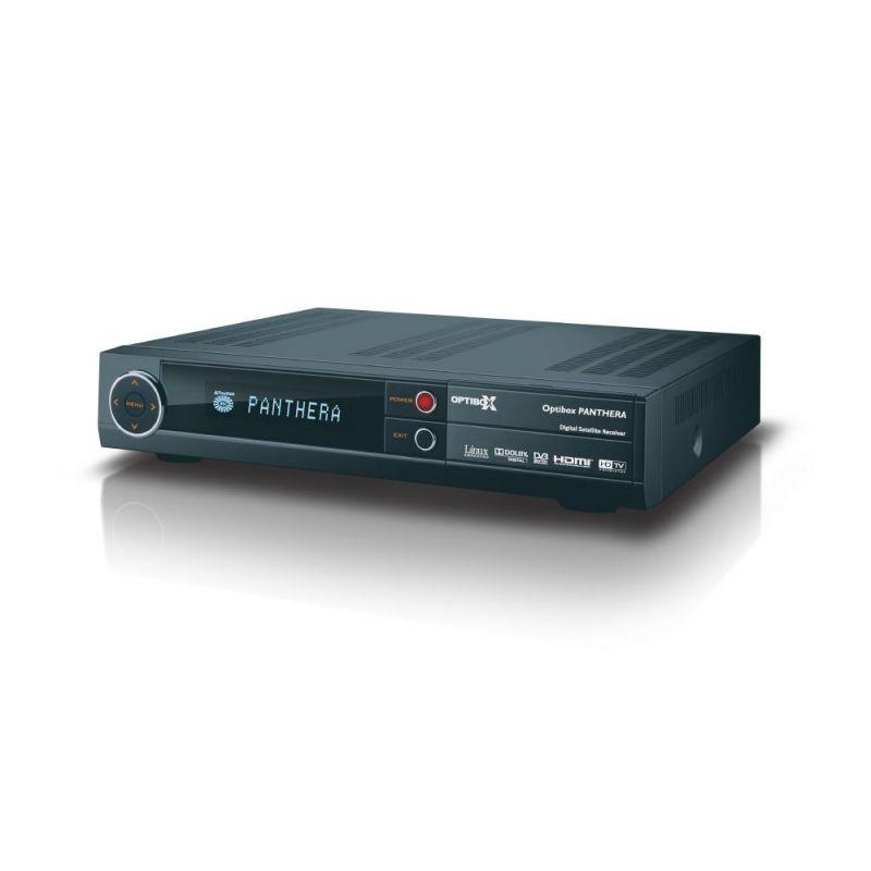 hd digital satellite receiver optibox panthera optibox. Black Bedroom Furniture Sets. Home Design Ideas