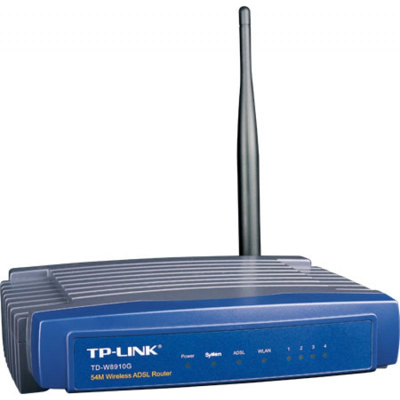 TP Link TD W8910G Wireless Router