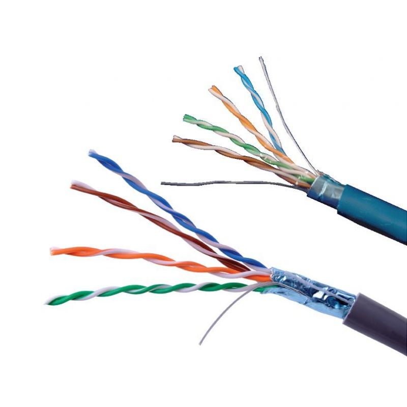 Ftp cat5 5e 6 6a cables utp ftp stp cables fiber optic sm1730a sciox Choice Image