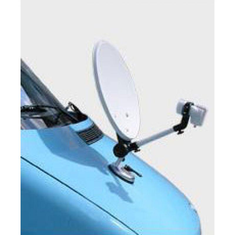 38cm Camping Satellite Dish Set