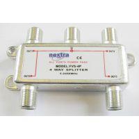 Spliter cu telealimentare pentru satelit nextraCOM FVS4P - SAT244