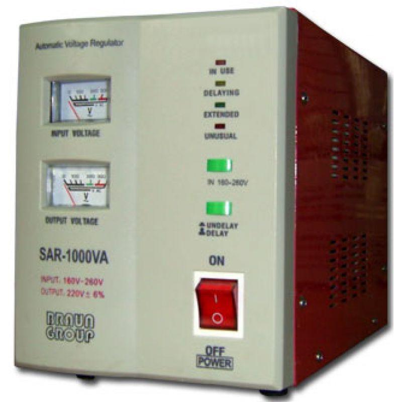 350va Voltage Stabilizer Braun Group Sar 350 Voltage