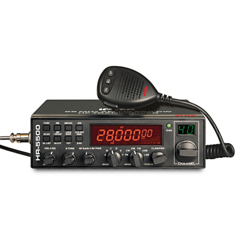 Amateur Transceiver Radio 2