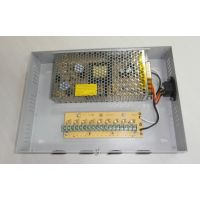 CCTV power supply 10A-9Ch.