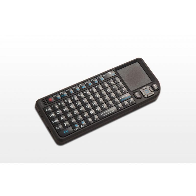 Amiko WLK 100 24GHz Wireless Keyboard Touchpad