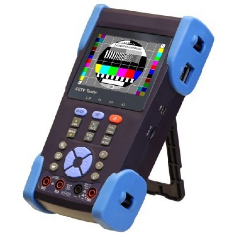 3.5 inch IP CCTV Tester with PoE, ip camera´ping testing ...